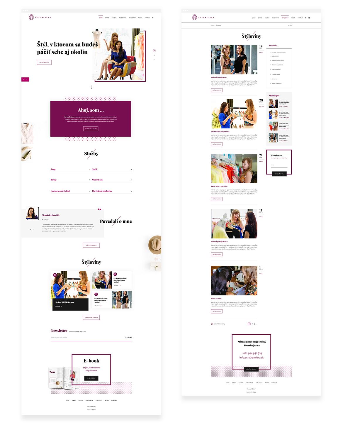Stylmejker_webdesign_variant
